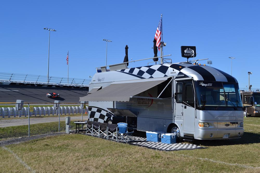 Airstream Skydeck RV Rentals by Trinity RV Rentals