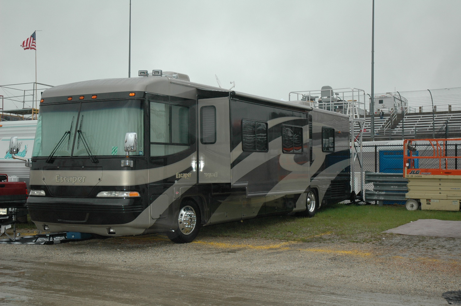 texas motor speedway rv parking